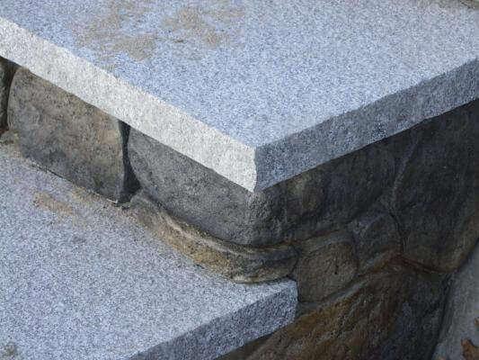 Yakılmış granit