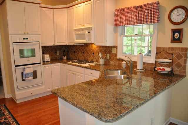 amarello gold granit mutfak tezgah