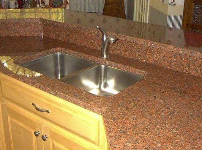 capao bonito granit mutfak tezgah