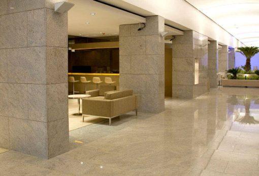 Kashmir White Granit uygulama