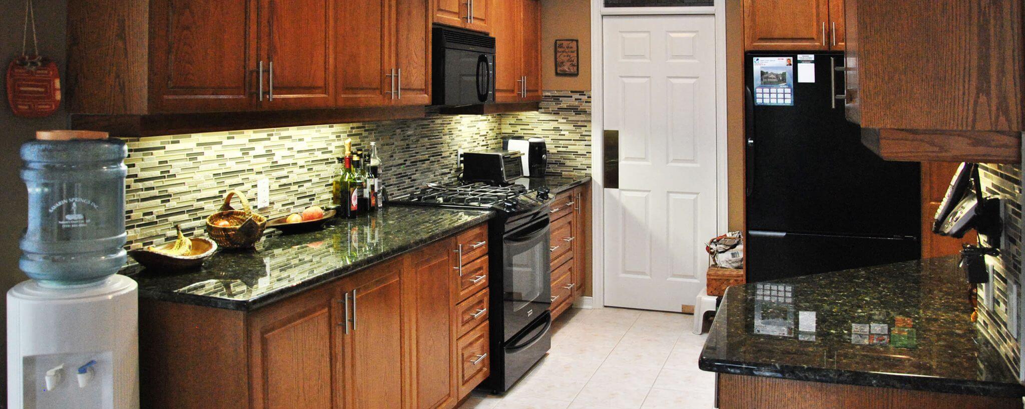 verde butterfly granit mutfak tezgah