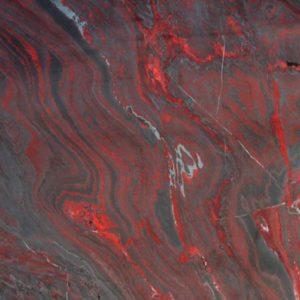 Iron Red Granit