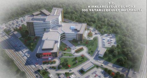 luleburgaz hastane