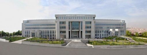 sincan adliye binası